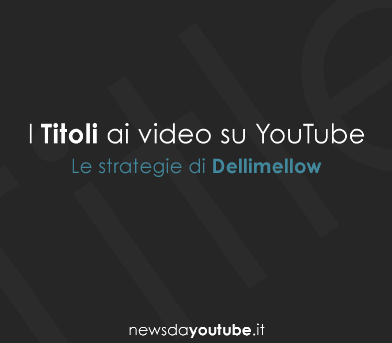 Titoli video by Dellimellow