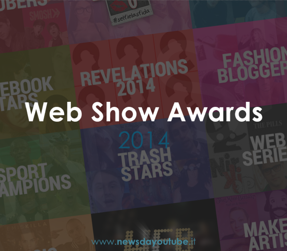 web show awards 2014